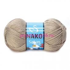 Nako SATEN 1199 серо-бежевый
