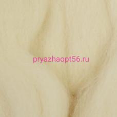 Шерсть для валяния ПТонк 166-суровый (Пехорка)