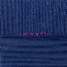 Классический хлопок 571-Синий (Пехорка)
