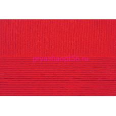 Хлопок натуральный 425м 06-Красный (Пехорка)