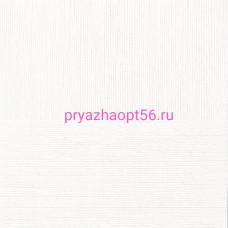 Блестящий лён 01-Белый (Пехорка)