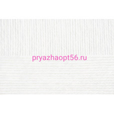 Детский каприз тёплый 01-Белый (Пехорка)