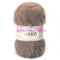 Nako PARIS 3890 серо-коричневый