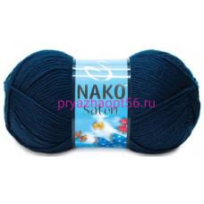 Nako SATEN 4253 темно-синий
