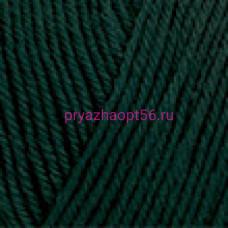 Nako PURE SOCK 4690 темно-зеленый