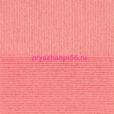 Детский каприз тёплый 1128-Красный коралл (Пехорка)