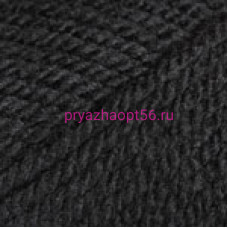 YarnArt SHETLAND Chunki 602 черный