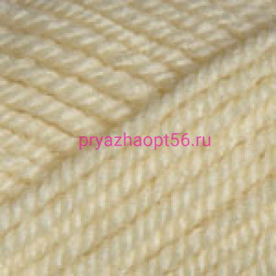 YarnArt SHETLAND Chunki 603 молочный