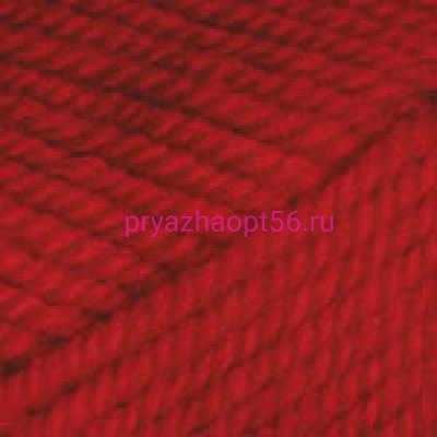 YarnArt SHETLAND SHUNKI 607 красный