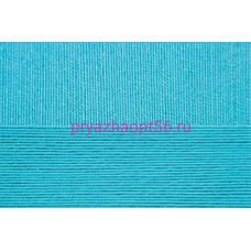 Цветное кружево 45-Т.бирюза (Пехорка)