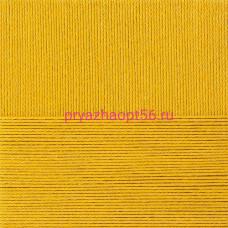 Классический хлопок 447-Горчица (Пехорка)