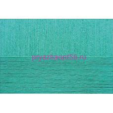 Цветное кружево 581-Св.изумруд (Пехорка)