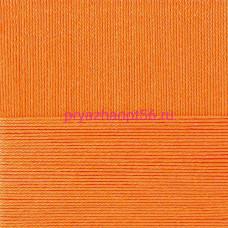 Классический хлопок 485-Жёлтооранжевый (Пехорка)