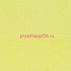 Детский каприз трикотажный 483-Незрелый лимон (Пехорка)