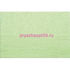 Цветное кружево 09-Зеленое яблоко (Пехорка)