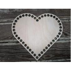 Сердце 150 мм