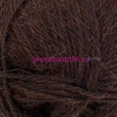 АЛЬПАКА 3654 т.коричневый (Троицкая)