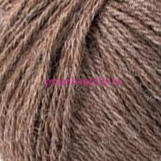 АЛЬПАКА ПЕРУ 8201 коричневый меланж (Троицкая)