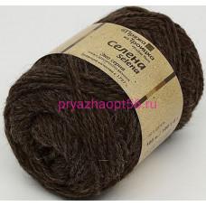 СЕЛЕНА 1191 натуральный коричневый (Троицкая)