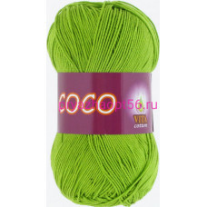 VITA COCO 3861 ярко-зеленый