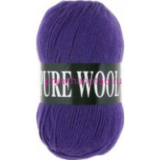 VITA Pure Wool 1760 фиолетовый