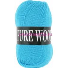 VITA Pure Wool 1761 голубая бирюза