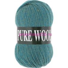 VITA Pure Wool 1762 морская волна