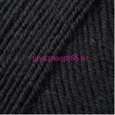 YarnArt SUPER MERINO 217 черный
