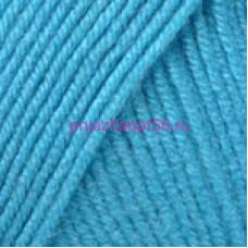 YarnArt SUPER MERINO 235 бирюзовый