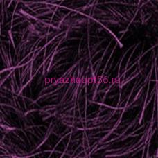 YarnArt JUNGLE 31 черн/фиолет