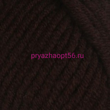 YarnArt MERINO BULKY 116 темно-коричневый