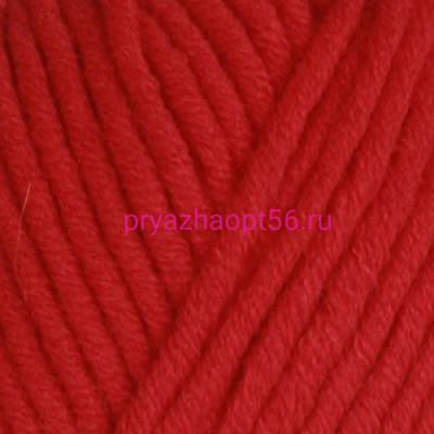 YarnArt MERINO BULKY 156 красный