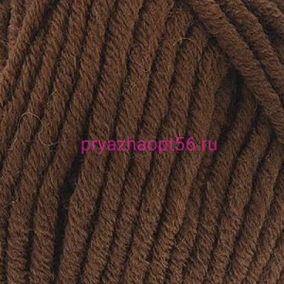 YarnArt MERINO BULKY 3067 каштановый