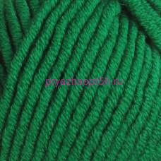 YarnArt MERINO BULKY 338 яркая зелень
