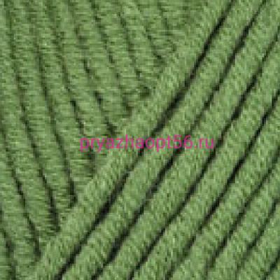 YarnArt MERINO BULKY 098 зеленый