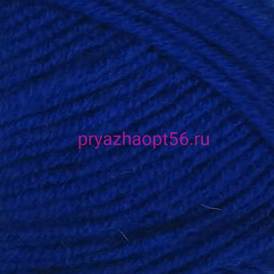 YarnArt JEANS 54 темно-синий