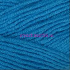 YarnArt MERINO DE LUXE 50 0600 голубой