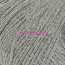 YarnArt JEANS 46 серый