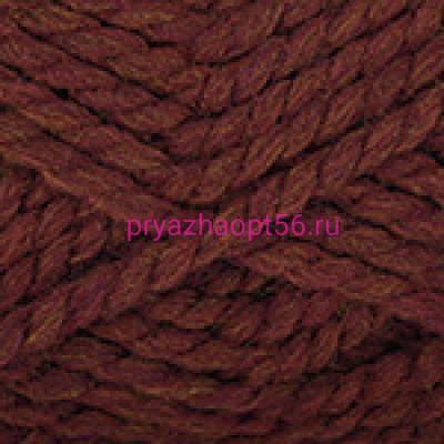 YarnArt ALPINE 341 коричневый