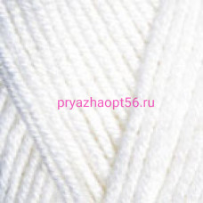 YarnArt MERINO EXCLUSIVE 751 белый