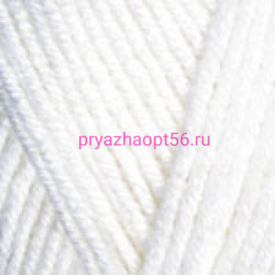 YarnArt MERINO EXCLUSIVE 751 белый
