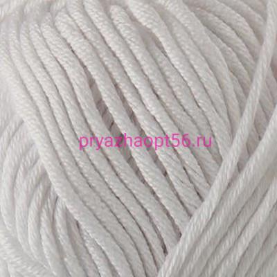 YarnArt CREATIVE 220 белый