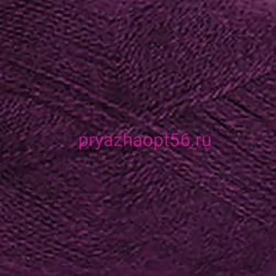 YarnArt ANGORA STAR 10094 темно лиловый