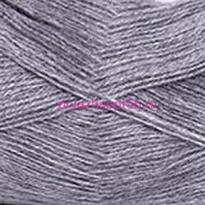 YarnArt ANGORA STAR 3071 серый меланж