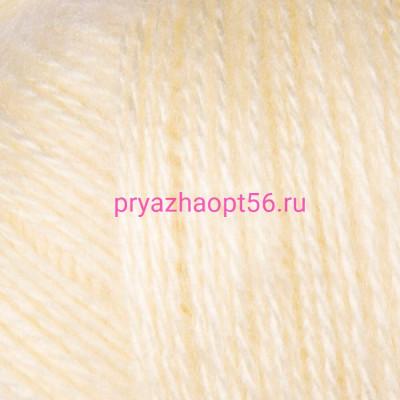 YarnArt ANGORA STAR 7003 молочный