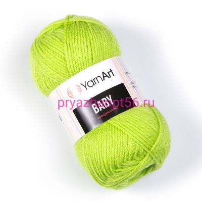 YarnArt BABY 13854 салат