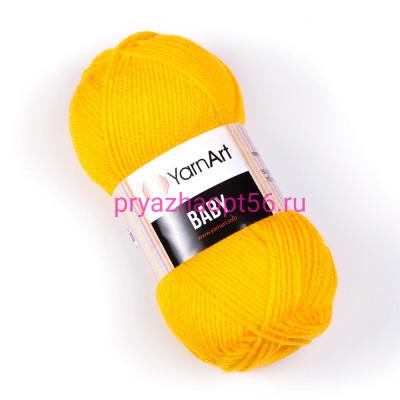YarnArt BABY 32 желток