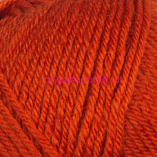 YarnArt CHARISMA 3027 красный терракот