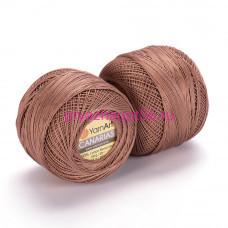 YarnArt CANARIAS 0015 коричневый