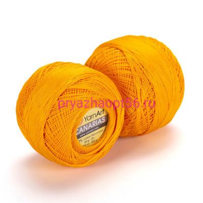 YarnArt CANARIAS 5307 желтый